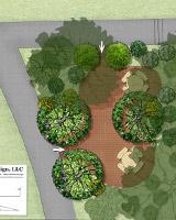 Delaware Valley University Healing Garden